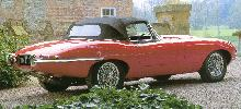E-type 4.2 litre Roadster