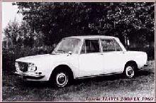 Euro Car Parts Norwich >> Lancia Flavia 2000 Berlina - Vehicle Summary - Motorbase