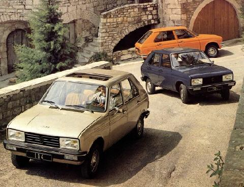 Peugeot 104 group 2 (1979)