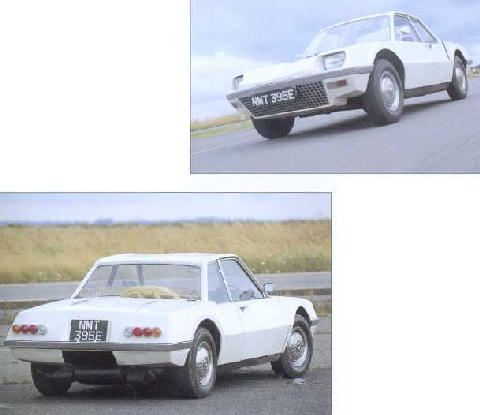 Rover P6BS (Concept car)