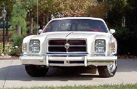 1979 Chrysler 300 Grillev