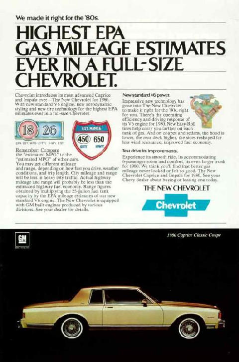 1980 Chevrolet Caprice Classic Coupe Svr Ngad280aa03a