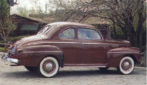 46ford Super Deluxe Coupe