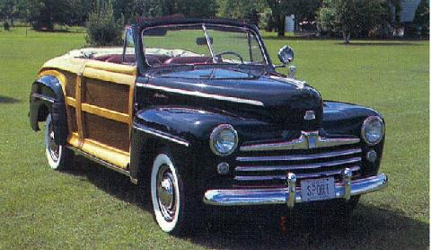 47ford Super Deluxe Sportsman
