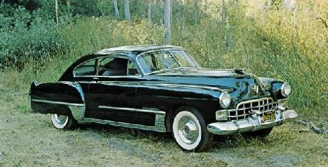 48Cadillac Series62 Club Coupe