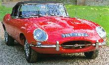 E-type 3.8 litre Roadster