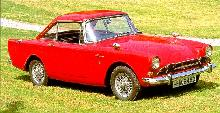 Sunbeam Alpine MkV (1966)