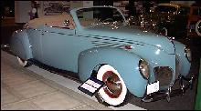 Lincoln Zephyr Convertible (1936)