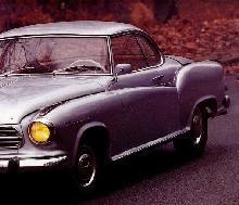 Borgward Isabella Coupe (1961)