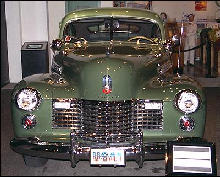 Cadillac 62 Coupe Grillev (1941)