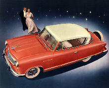 Nash Rambler Custom Country Club Topv (1955)