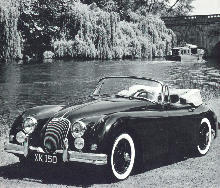 XK150 Drophead Coupe
