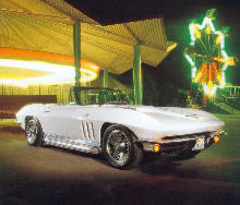Corvette Sting Ray Convertible