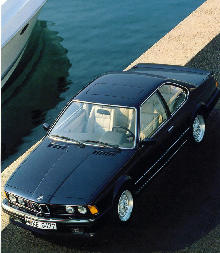 BMW 635 Csi Tv (1988)
