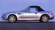 BMW M Roadster Side view 2 (1997)