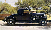 franklin Series15 Coupe (1931)