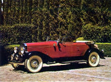 franklin Series15 Sport Phaeton (1931)