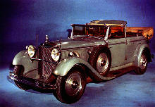 Mercedes Benz 770 Grosser (1935)