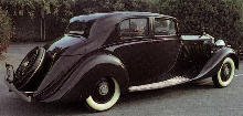 Rolls Royce Phantom III By Saoutchik (1936)