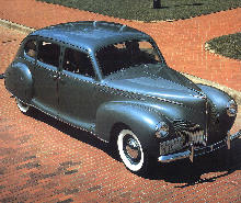 Lincoln Zephyr Sedan (1940)