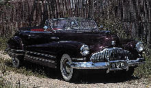 Buick Roadmaster Convertible(1942)