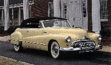 Buick Roadmaster Convertible(1947)