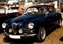 Alfa Romeo 1900C Sprint Coupe (1952)