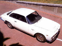 Alfa Romeo 2600 Coupe Sprint (1962)
