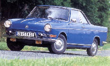 BMW 700 Ls Coupe 2 (1965)