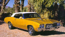 Buick GS Stage 1 (1971)