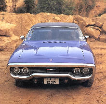 Plymouth Road Runner (1971)