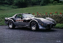 Corvette Pace Car Replica
