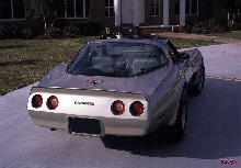 Chevrolet Corvette Collector Edition 2 (1982)