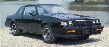 Buick Grand National (1984)