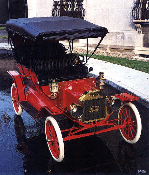 ford Model T (1909)