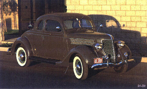 ford V8 Coupe 1 (1936)