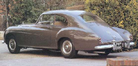 Bentley Continental R Tpe (1952)