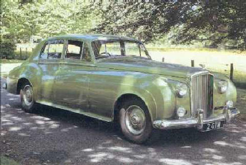 Bentley S1 Continental (1959)