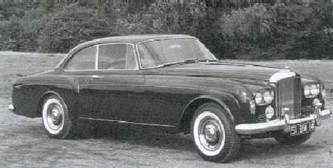 Bentley S3 Coupe (1963)