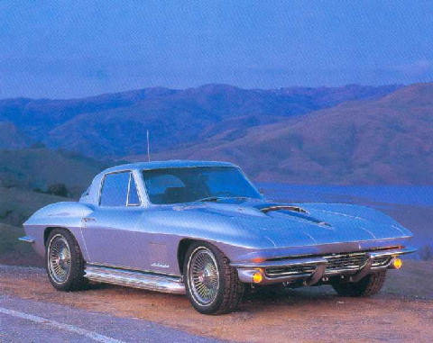 Chevrelot Corvette (1967)