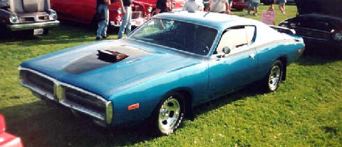 Dodge Charger Air Grabber Topv (1972)