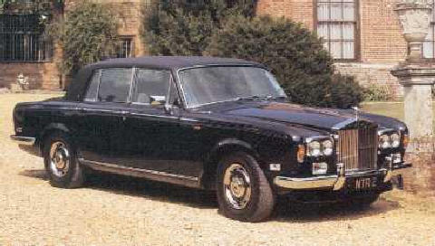 Rolls Royce Silver Shadow I (1976)