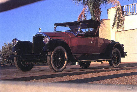 pierce Arrow Series 80 (1927)