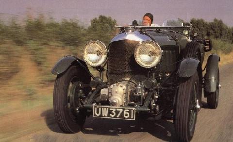 Bentley 4 5-Litre Supercharged - Motorbase