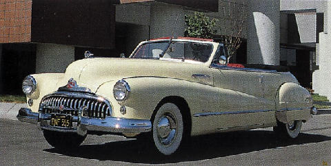Buick Roadmaster Convertible(1948)