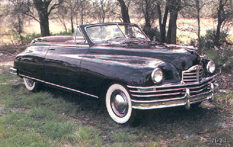 Packard Custom Eight (1949)