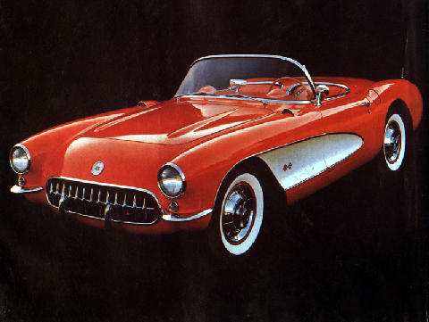 Chevrelot Corvette (1957)