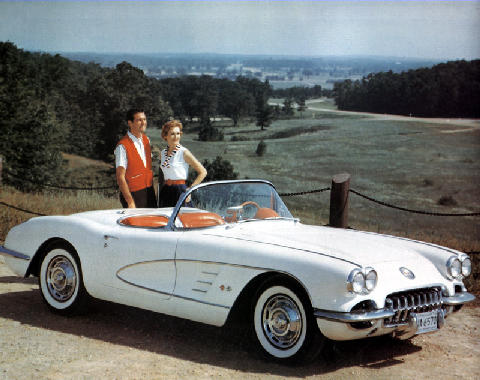 Chevrelot Corvette (1959)