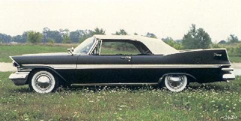 Plymouth Sport Fury (1959)