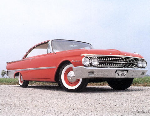 galaxie Starliner 390 (1961)